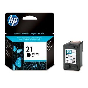 Original-HP-21-No-21-BK-HP21-Black-C9351AE-C9351A-Ink-Cartridge
