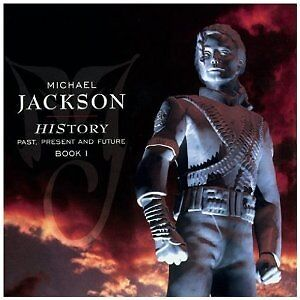 MICHAEL JACKSON GREATEST HITS HISTORY VOL 1 BRAND CD