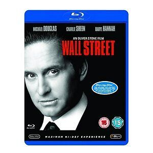 BLU-RAY   WALLSTREET SEALED UK STOCK