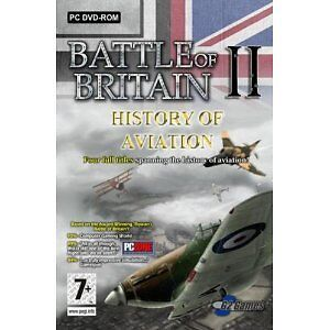 Battle of Britain II 2 - 4 Flight Sim Games - PC - New