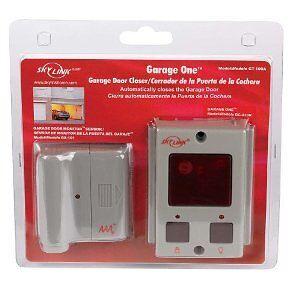 Wireless Garage Door Monitor Alert Alarm Complete Kit
