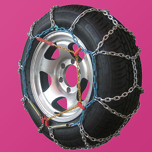SNOW-CHAINS-HEAVY-DUTY-16MM-DEFENDER-4X4-NEW-IN-BAG