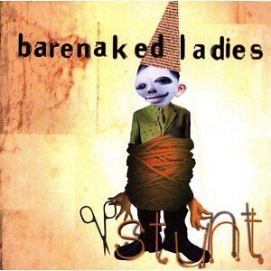 Barenaked Ladies Stunt CD NEW 1998 One Week+
