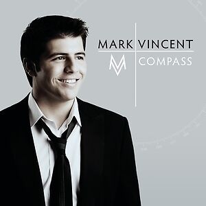 MARK VINCENT Compass CD BRAND NEW