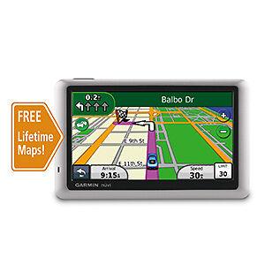 Garmin-Nuvi-1450LM-Automotive-GPS-Receiver-Lifetime-Maps-1-Year-Garmin-Warranty
