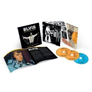 ELVIS PRESLEY 'PRINCE FROM ANOTHER PLANET' (40th Anniv. 2 CD + DVD Set) (2012)