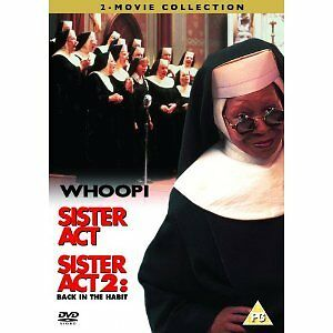 SISTER-ACT-1-2-DVD-NEW-SEALED