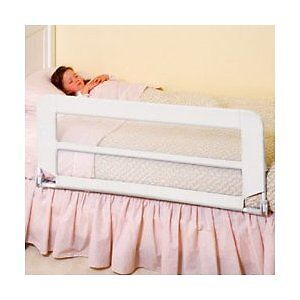 dex baby safe sleeper bed rail ultra 48 034 20 034 extra tall for thick mattresses ebay. Black Bedroom Furniture Sets. Home Design Ideas