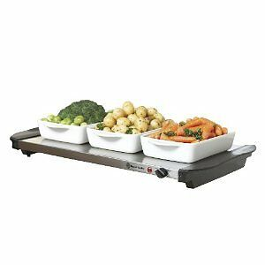 Russell-Hobbs-Buffet-Hot-Tray-Plate-Warmer-Model-14969-Brushed-Stainless-Steel