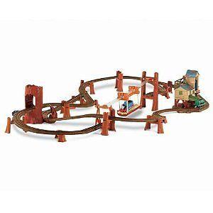 Fisher-Price-R9634-Thomas-the-Train-Zip-Zoom-and-Logging-Adventure-B00388C6L2