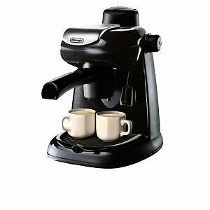 ihocon: DeLonghi EC5 Steam-Driven 4-Cup Espresso and Coffee Maker