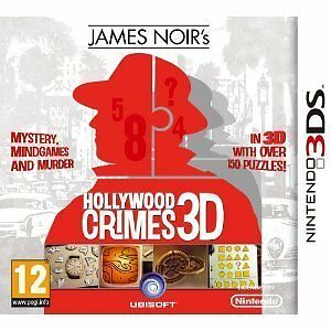 James-Noirs-Hollywood-Crimes-3D-Nintendo-3DS-Brand-New