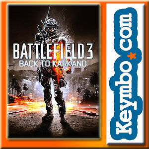 Battlefield 3 Back to Karkand DLC CD Key Code Serial BF Origin Download PC NEU
