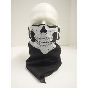 12-Pcs-Wholesale-Lot-Skull-Face-Mask-Bandana-Jaw-Bone-Motorcycle-Biker-Head-Wrap
