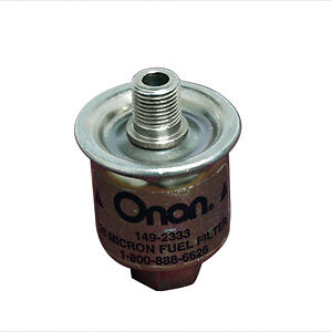 fuel filter on hyundai accent fuel pump generator fuel filter onan 149 2333 generator fuel filter fits bge nhe | ebay