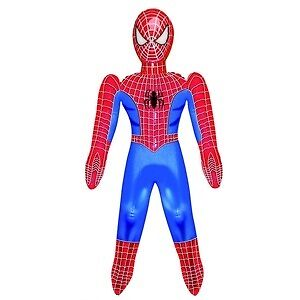 Inflatable Spiderman - 60cm in height