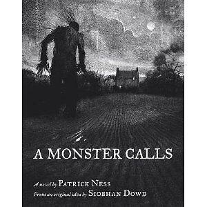 Patrick-Ness-A-Monster-Calls-Signed-First-Edition-1st-1st-Hardback-Fine