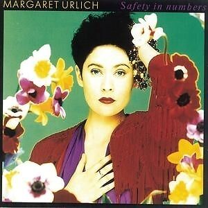 MARGARET URLICH Safety In Numbers CD BRAND NEW