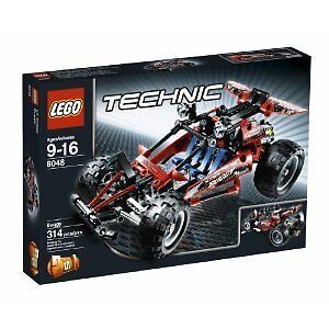 LEGO Technic 8048 Dune Buggy Tractor 2 in 1 BRAND NEW SEALED!