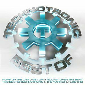 TECHNOTRONIC - BEST OF (PUMP UP THE JAM,GET UP,THIS BEAT IS,MOVE THAT BODY) CD