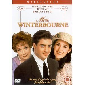 Mrs. Winterbourne [DVD]   NEU DEUTSCH mit Brendan Fraser, Shirley MacLaine