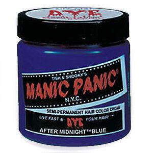 MANIC-PANIC-Classic-Demi-Permanent-Hair-Color-Dye-Choose-Your-Color-Bleach-Kit