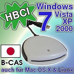 Кардридер B/CAS USB SCR 3310 SCR3310 SmartOS