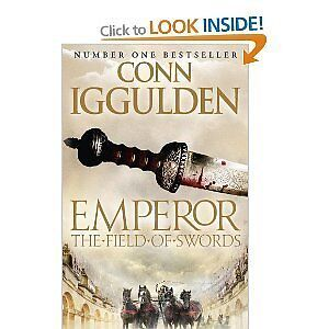 GODS OF WAR 9780007437153 CONN IGGULDEN