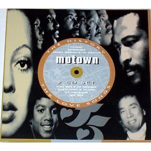 Motown The History Love Songs 2-CD NEW Marvin Gaye/Michael Jackson/Four Tops...