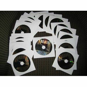 28 CDG 500+SONGS ROCK COUNTRY OLDIES R&B SOUL MOTOWN Karaoke CDG CD Disc Set