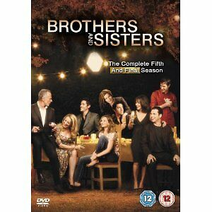 Brothers And Sisters Season 5 And The Final Season (DVD) Region 2/4