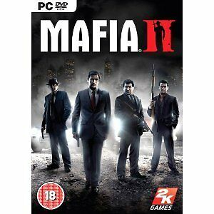 MAFIA II 2 (PC DVD)