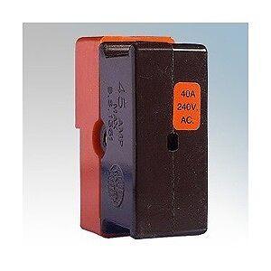 Wylex-C40-C-Series-40-Amp-Cartridge-Fuse-Holder