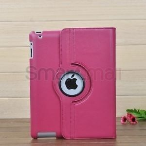Hot pink or red or blue iPad air rotating 360 degree case Edmonton Edmonton Area image 5