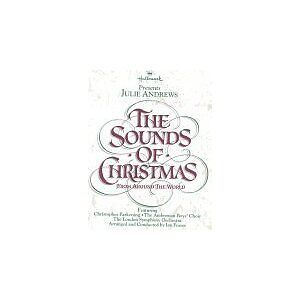 JULIE ANDREWS The Sounds Of Christmas Hallmark - RARE - NEW & SEALED MUSIC CD