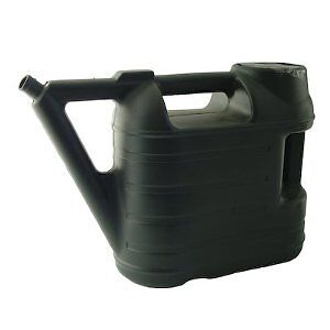 6.5 LITRE GREEN PLASTIC WATERING CAN