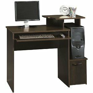 Wooden Computer Desk in Home Office Desks and Furniture | eBay