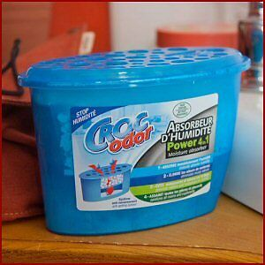 Croc Odor Moisture Absorber and Dehumidifier
