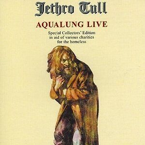 Jethro Tull Aqualung Live CD NEW 2005 Ian Anderson Locomotive Breath+