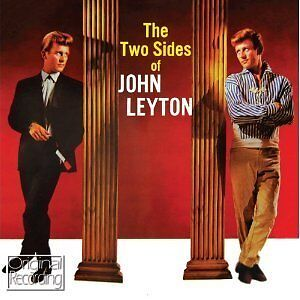 John Leyton - The Two Sides Of NEW CD 1950' 60's ACTOR ROCK N ROLL BALLAD SINGER