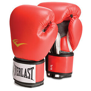 New everlast pro style gloves large boxing mma 10 16 oz cellular plam