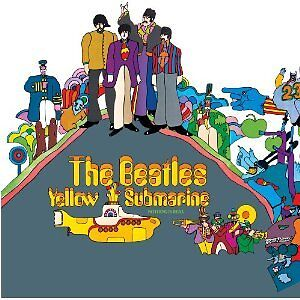 THE-BEATLES-YELLOW-SUBMARINE-HEAVYWEIGHT-180g-VINYL-LP-Remastered-2012