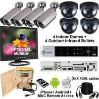 Cctv DVR HD Security Camera Home & Business On SALE