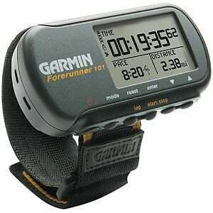 GARMIN-FORERUNNER-101-Mens-SPEED-DISTANCE-RUNNING-WATCH