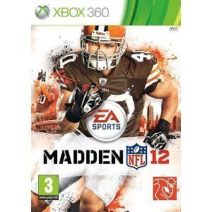 * XBOX 360 NEW SEALED GAME * MADDEN NFL 12 *