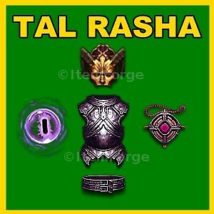 tal rasha how to use
