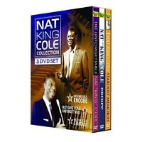 Nat King Cole DVD Collection Set (Still new in wrapper)