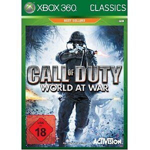 Call of Duty 5 - World at War - Classic - XBOX 360 - NEU & OVP
