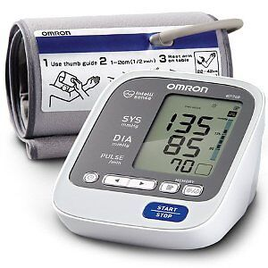 Omron BP760 7 Series Upper Arm Blood Pressure Monitor - New Version of HEM711DLX