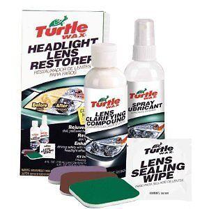 Turtle-Wax-Headlight-Lens-Restorer-Headlamp-Restore-Kit-Lens-Restore-FG6690